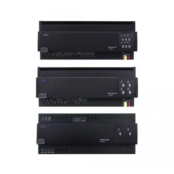 دیمر های هوشمند Trailling تحت پروتکل BUS مدل HDL-MDT0203/04015/0601