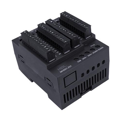 ماژول ورودی دیجیتال 51 کانال تحت شبکه BUS مدل HDL-MHS51.231