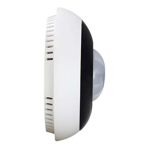 سنسور هوشمند IR/PIR/Lux/Temp سقفی تحت شبکه BUS مدل HDL-MSP08M.4C
