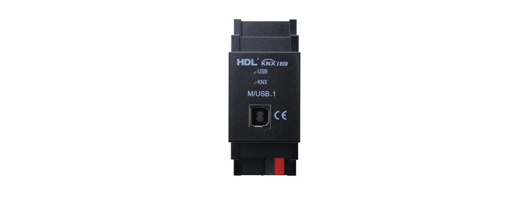 مازول USB برند HDL تحت KNX