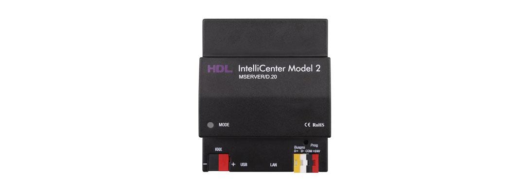 مازول سرور ایریدیوم برند HDL به عنوان گیت وی ای برای ارتباط KNX و Buspro استفاده میشود.