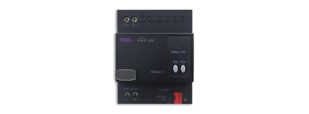 محافظت از سیستم هوشمند ساختمان توسط عملگر دالی برند HDL تحت KNX