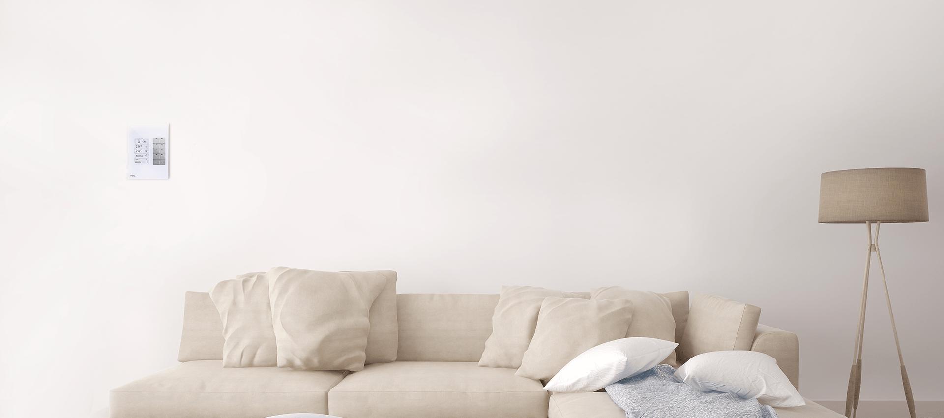 خانه هوشمند با محصولات HDL