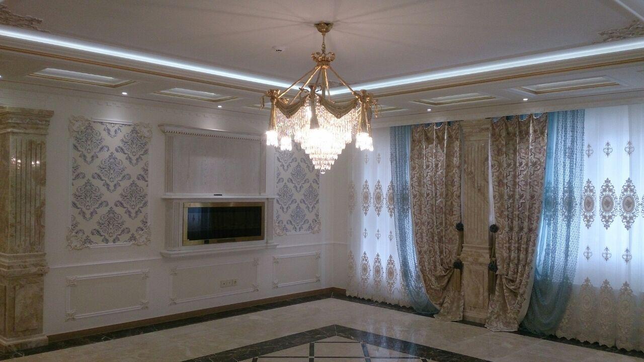 پروژه هوشمند و مسکونی جناب آقای گنجی با محصولات هوشمند HDL