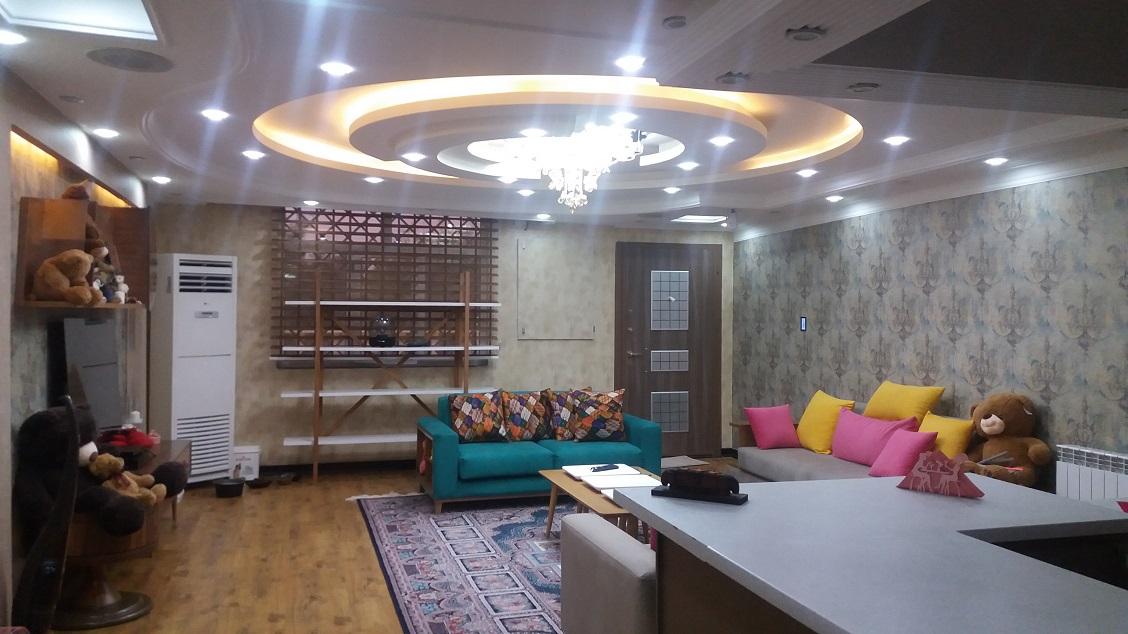 پروژه هوشمند و دوبلکس آقای کردی پور در شهر اهواز با محصولات هوشمند HDL