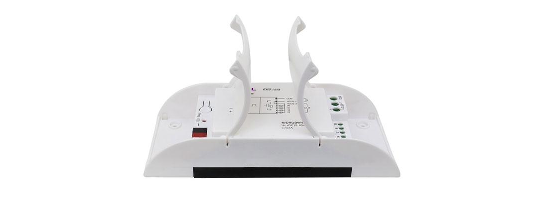 درایور RGB برند HDL تحت KNX برای کنترل نورهای RGB در خانه هوشمند