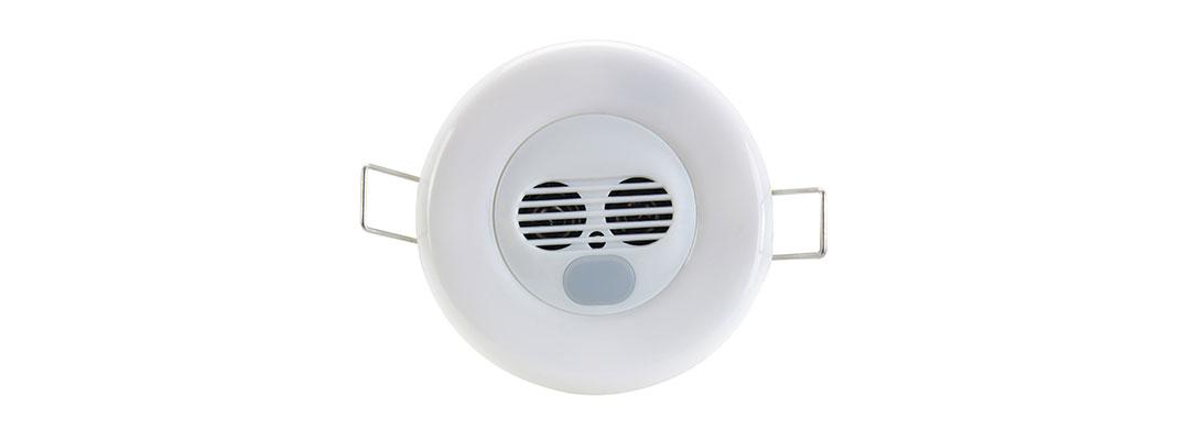 سنسور هوشمند اولتراسونیک یک سنسور سقفی از سبد محصولات هوشمند برند HDL است