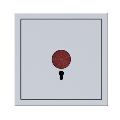 کلید اضطراری Tile تحت Buspro مدل HDL-MP1-E/TILE.48