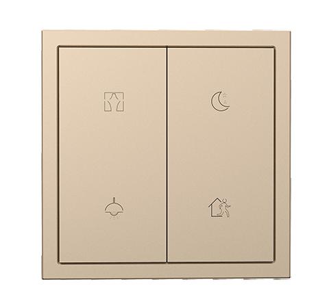 کلیدهای Tile سری A تحت KNX مدل HDL-M/PTXRA.1