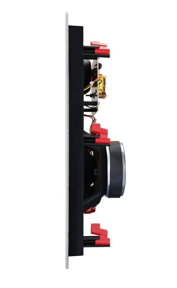 اسپیکر دیواری 8 اینچی توکار مدل HDL-NW82-KV