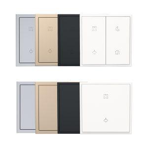 کلیدهای هوشمند سری Tile برند هوشمند HDL
