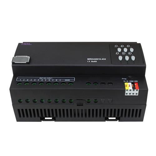 بالاست شدت روشنایی 6کانال تحت Buspro مدل MRDA0610.432