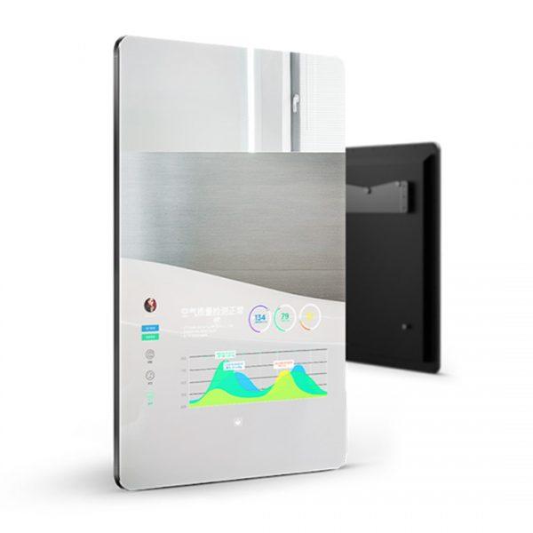 آینه هوشمند مستطیلی و صفحه نمایش 32 اینچ مدل HDL-M1
