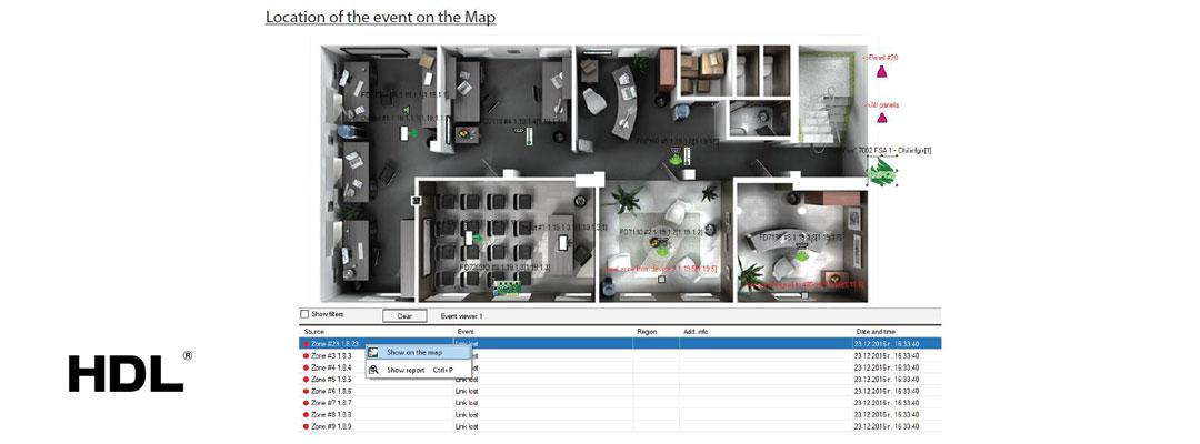 نرمافزارهای گرافیکی در مانیتورینگ هوشمند موزه هوشمند