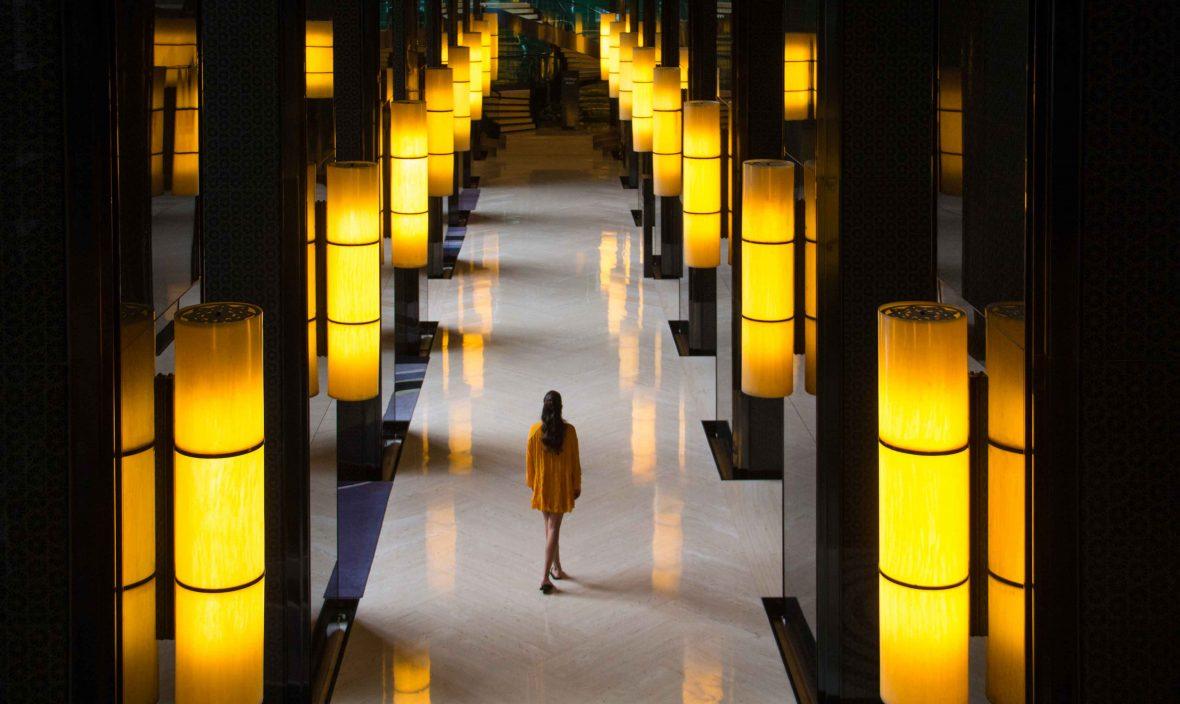هتل هوشمند Kempinski با محصولات هوشمند HDL در اندونزی