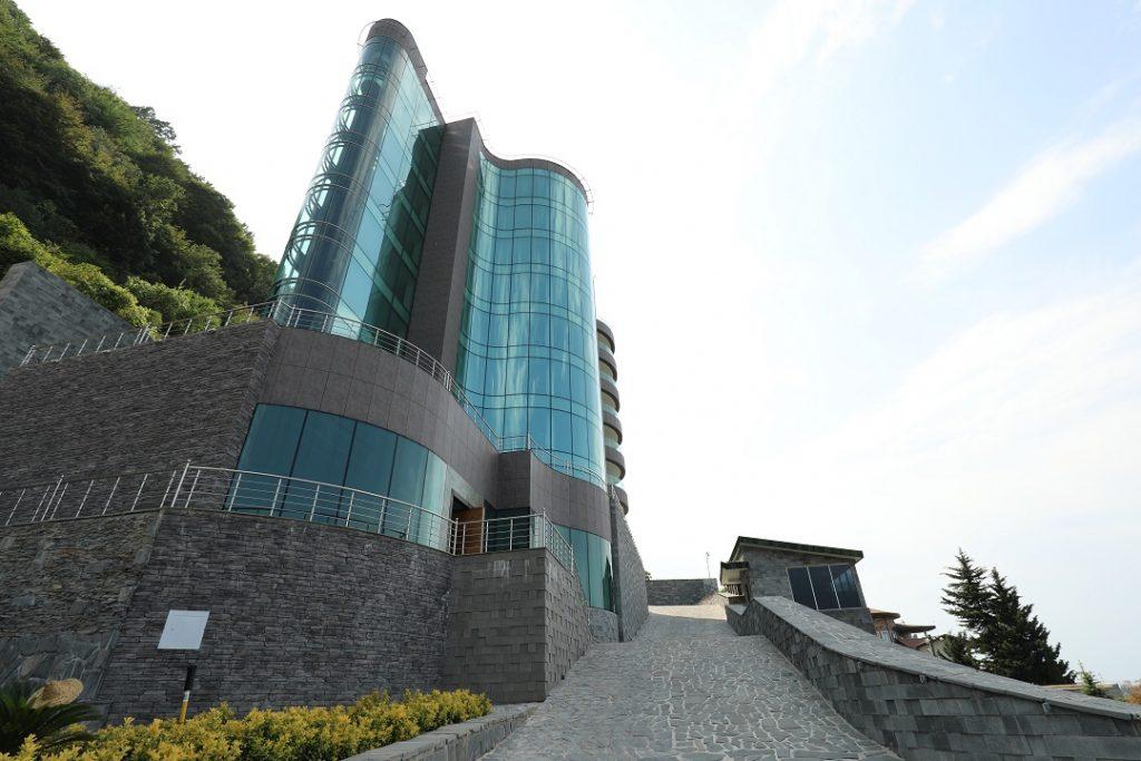 پروژه مسکونی هوشمند آپارتمانی HDL در مازندران