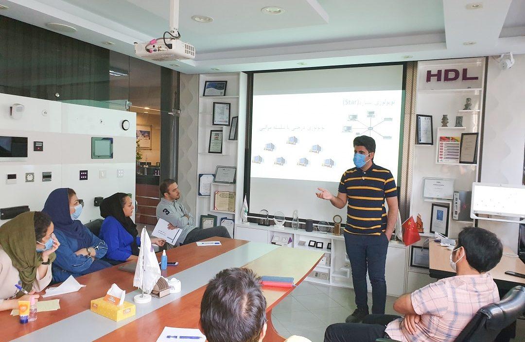 دوره آموزش شبکه در سیستم هوشمند ساختمان