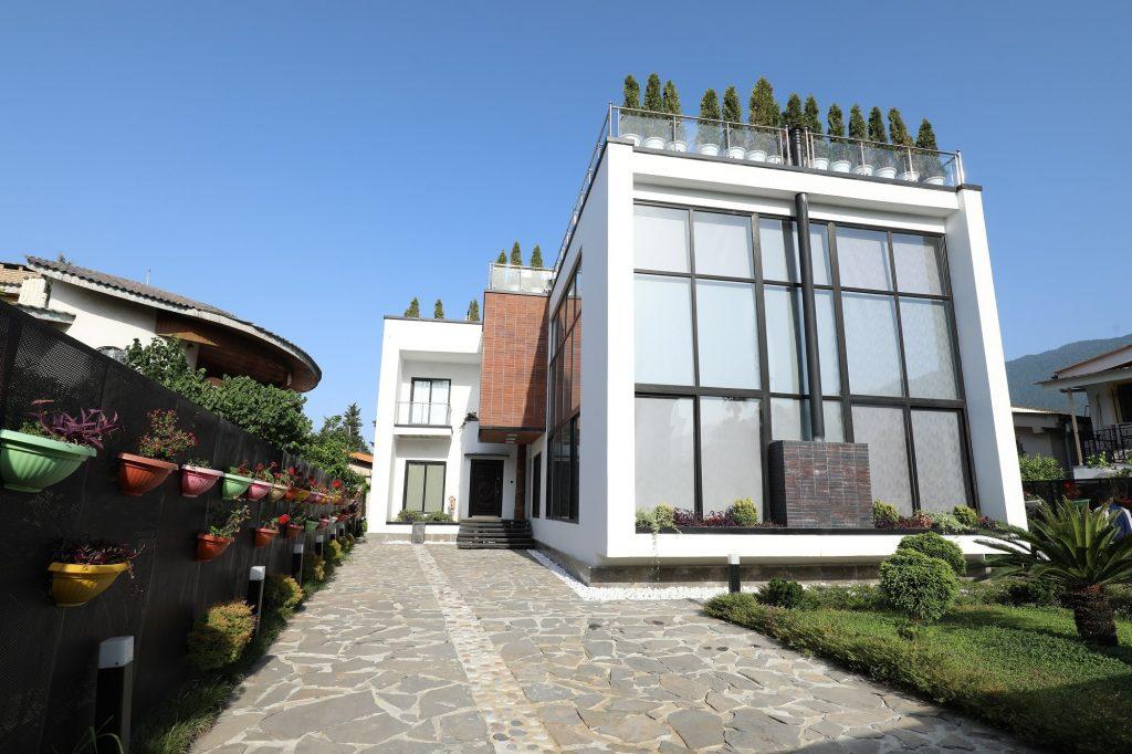 پروژه مسکونی و هوشمند ویلایی در آمل