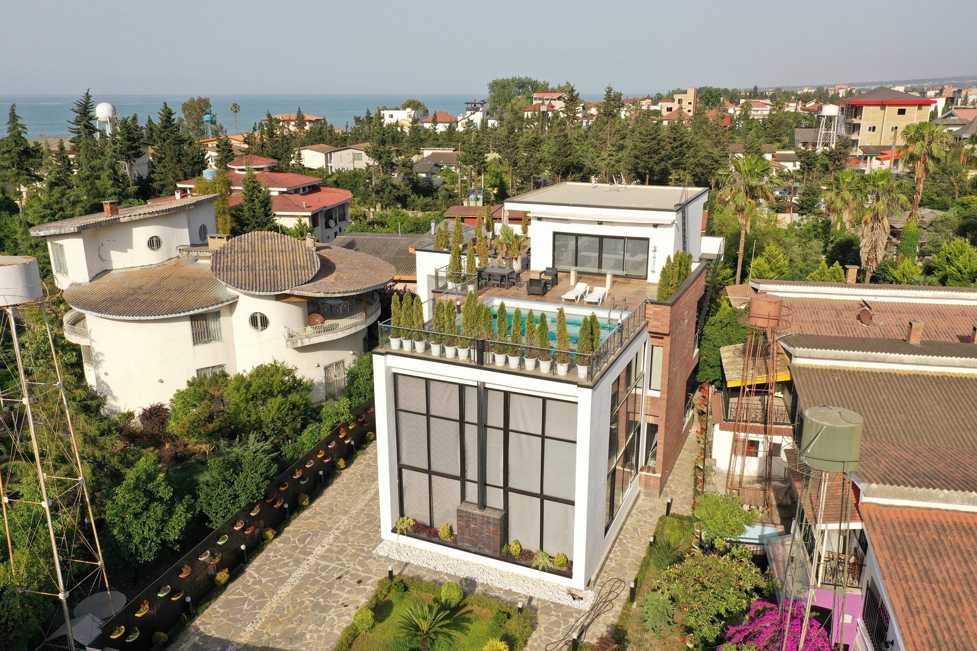 پروژه هوشمند و مسکونی لوکس در شهر آمل با محصولات خانه هوشمند HDL