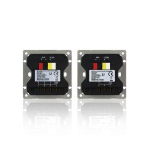 رله 2 و 3 کانال و 10 آمپر کلید هوشمند HDL سری Tile