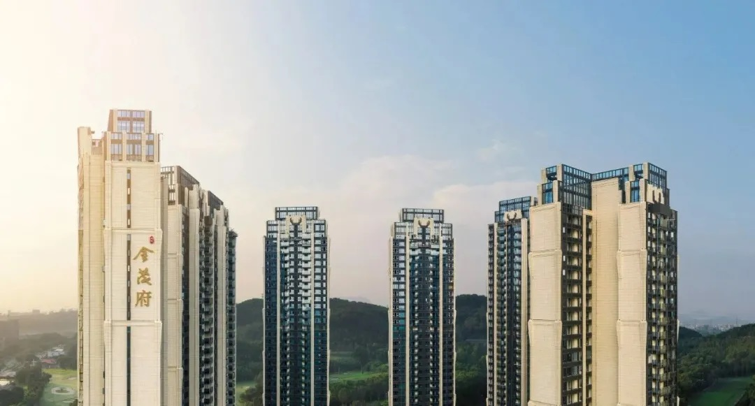 عمارت  Shenzhen Longhua Jinmao