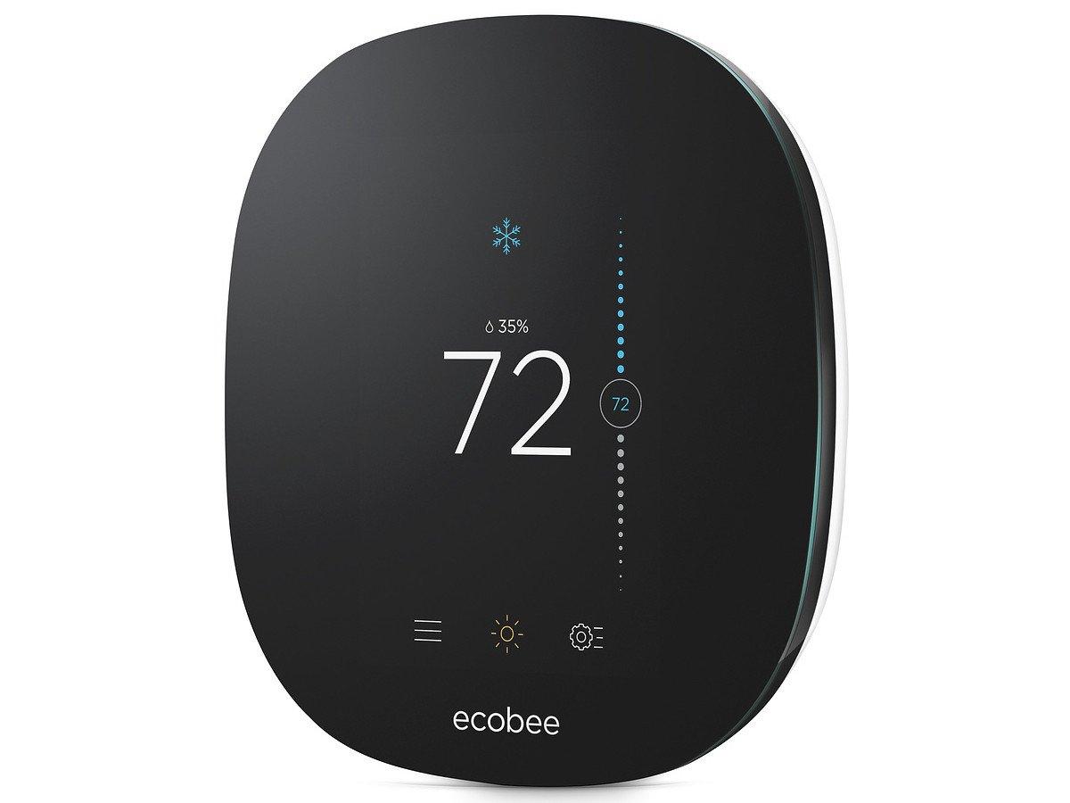 ترموستات هوشمند ecobee3 تحت وای فای با خانه هوشمند شما ارتباط برقرار می کند.