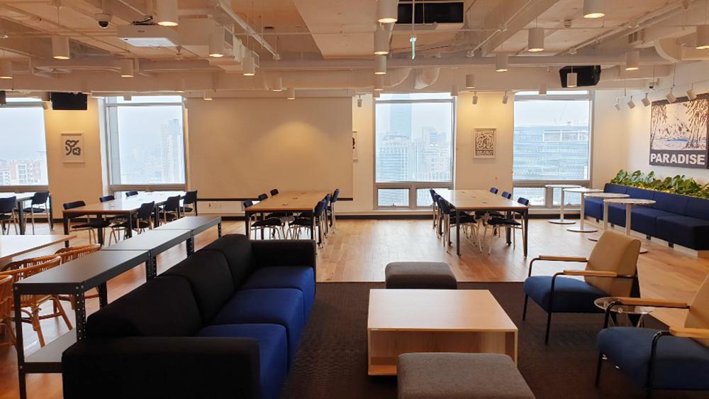 اداره هوشمند WeWork در سئول، کره جنوبی هوشمند شده با محصولات هوشمند HDL