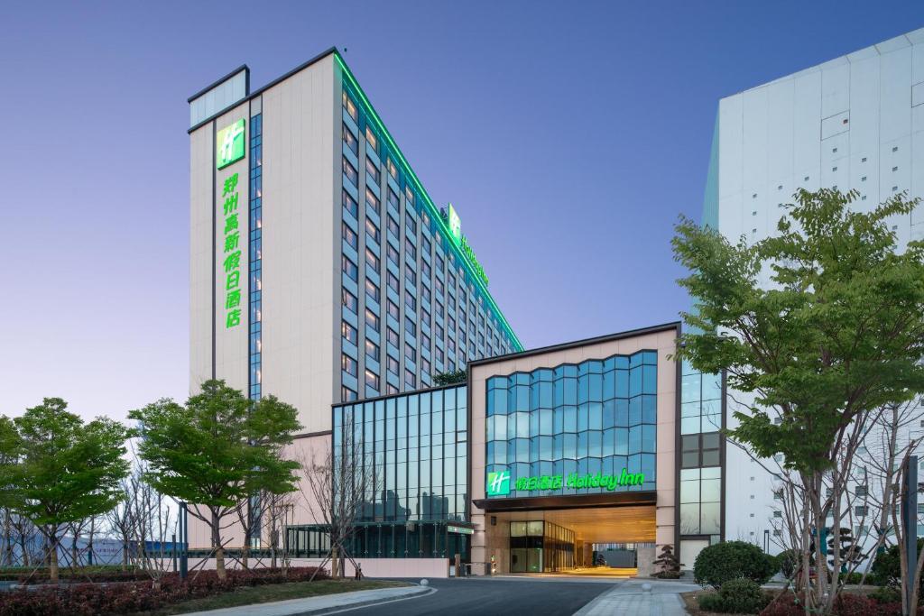 هتل هوشمند Holiday Inn در ژنگژو چین هوشمند شده با محصولات هوشمند HDL
