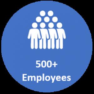 500 employee
